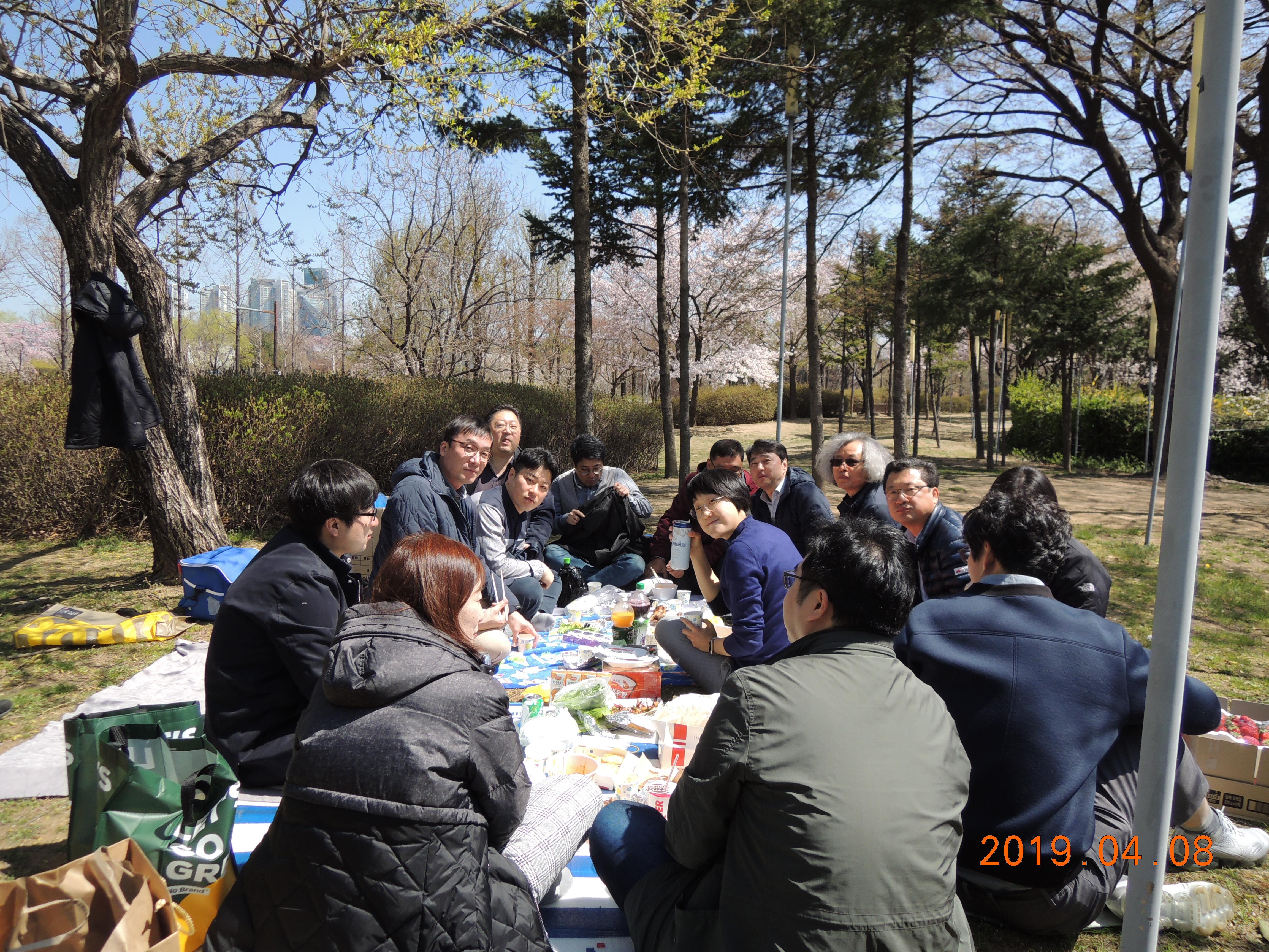 [이액티브] 2019 벚꽃 봄소풍_선유도공원
